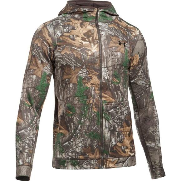 e1e5ffbe41e6d Under Armour Jackets & Coats | Hunting Jacket Hoodie M 1299247946 ...